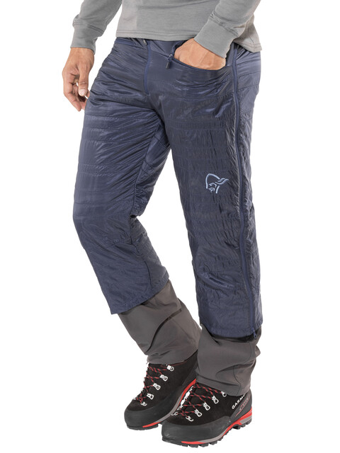 Norrøna Lyngen Alpha100 3/4 Pants Men Ocean Swell